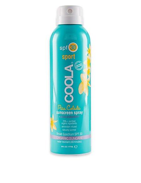 Sport Sunscreen Spray Pina Colada SPF30 177ml