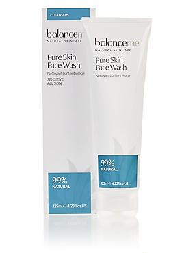 Pure Skin Face Wash 125ml