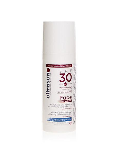 Face Tan Activator SPF 30 50ml