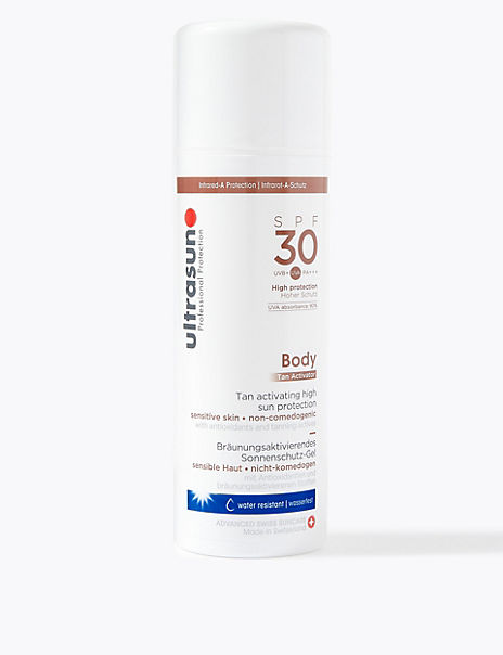 Body Tan Activator SPF 30 150ml