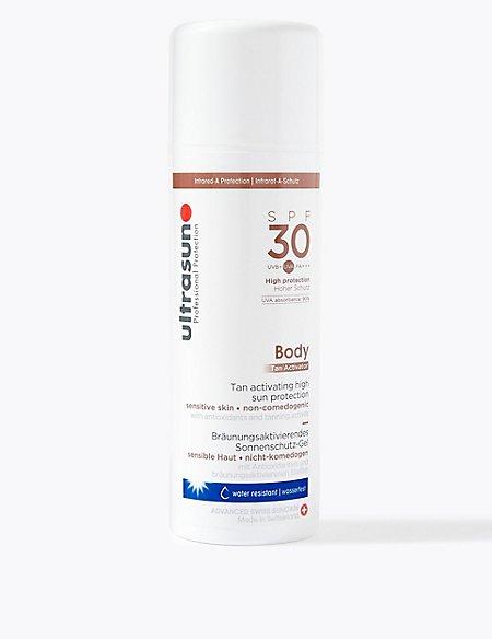 Body Tan Activator SPF30 150ml