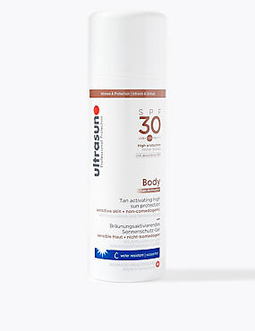Body Tan Activator SPF30 150ml