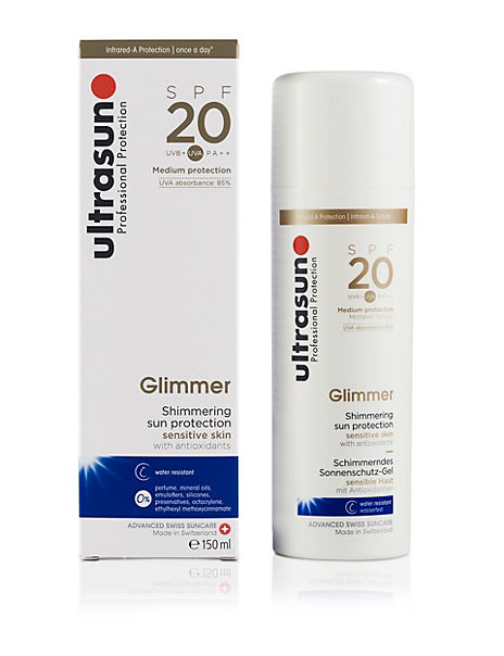 Glimmer SPF 20 150ml