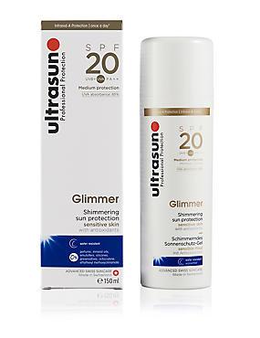Glimmer SPF20 150ml