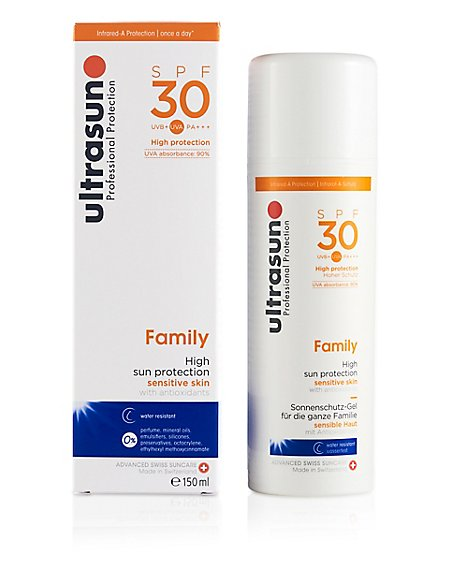 Super Sensitive Sun Lotion SPF30 150ml