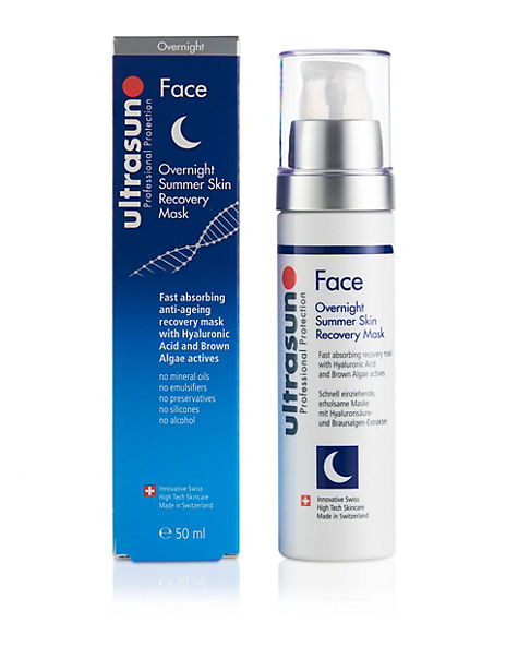 Overnight Summer Skin Recovery Mask 50ml