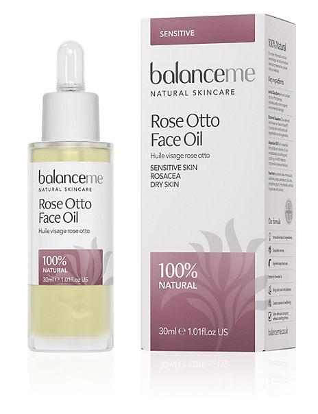 Rose Otto Face Oil 30ml