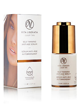 Self-Tanning Anti-Age Serum 15ml