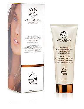Self Tanning Night Moisture Mask 65ml