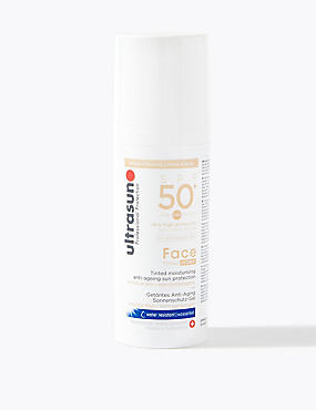 Tinted Face SPF50+ 50ml