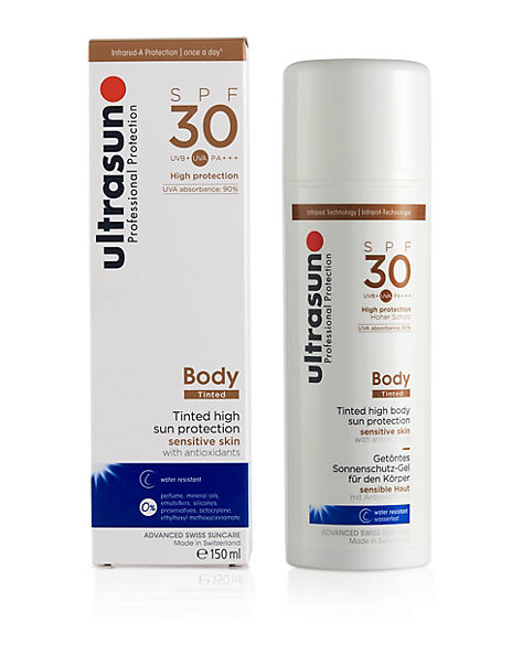 Body Tinted SPF 30 150ml