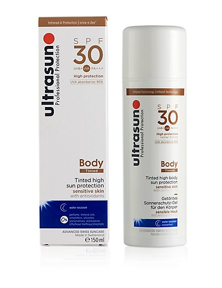 Tinted Body SPF30 150ml