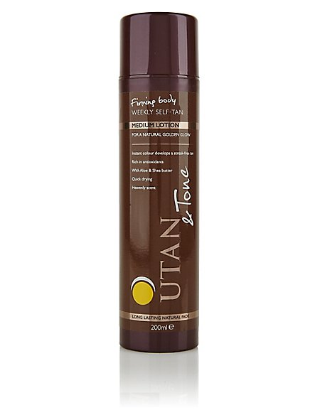 Medium Tanning Body Lotion 200ml