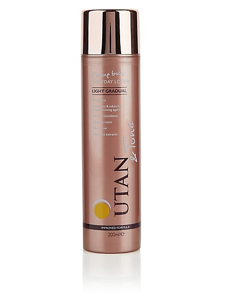 Gradual Tanning Glow Body Lotion 200ml