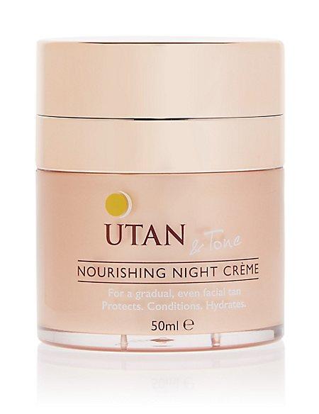 Nourishing Night Facial Tanning Crème 50ml