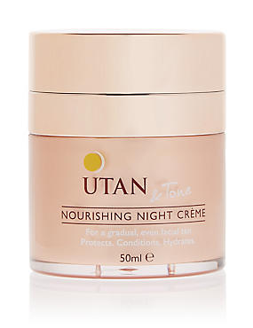 Nourishing Night Facial Tanning Crème 50ml