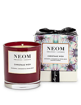 Organics London Christmas Wish 1 Wick Candle