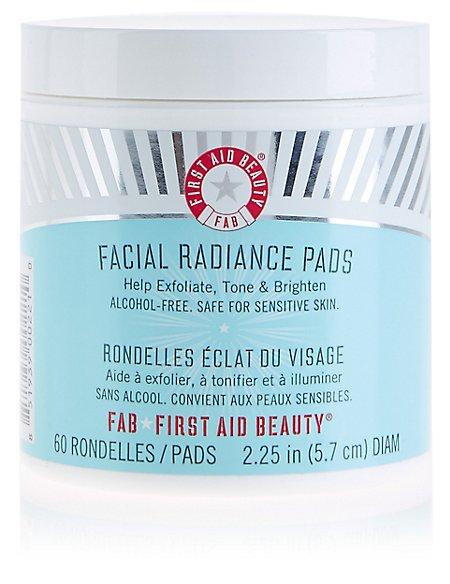 Facial Radiance Pads- 60 Pads