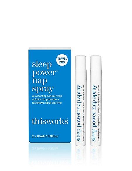 Sleep Power™ Nap Spray Duo