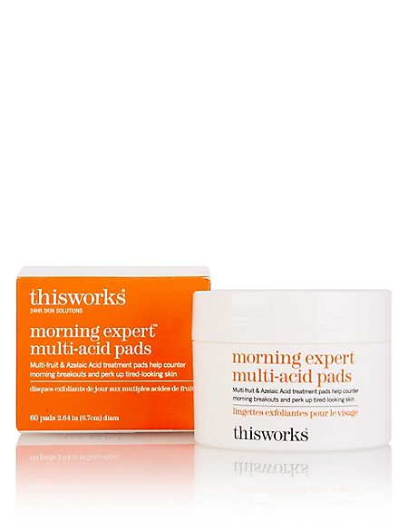 Morning Expert Multi-Acid 60 Pads