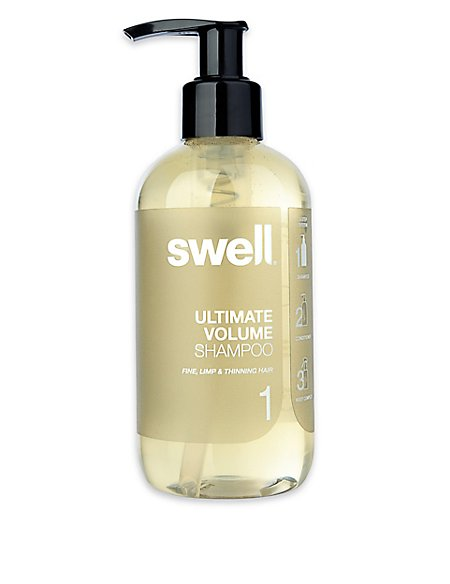 Ultimate Volume Shampoo 250ml