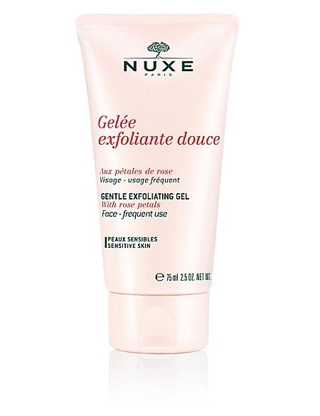 Gentle Exfoliating Gel with Rose Petals 75ml