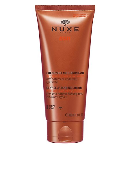 Silky Self Tanning Body Lotion 100ml