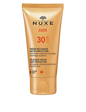 High Protection Sun Cream for Face SPF30 50ml
