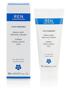 Vita Mineral Emollient Rescue Cream 50ml