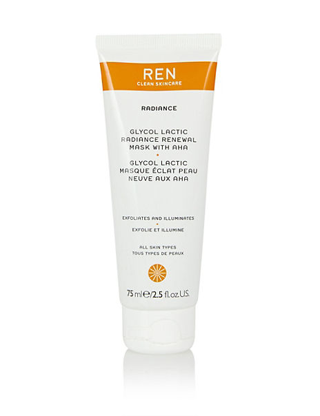 Supersize Radiance Glycol Lactic Renewal Mask - *Save -33% per ml