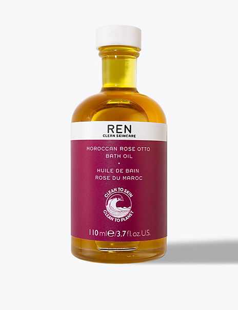 Moroccan Rose Otto Bath Oil 110ml