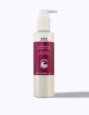 Moroccan Rose Otto Body Cream 200ml