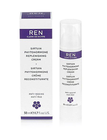 Sirtuin Phytohormone Replenishing Cream 50ml
