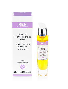 Rose O¹² Moisture Defence Serum 30ml