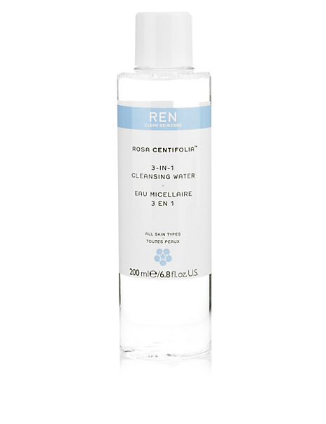 Rosa Centifolia™ 3-In-1 Cleansing Water 200ml