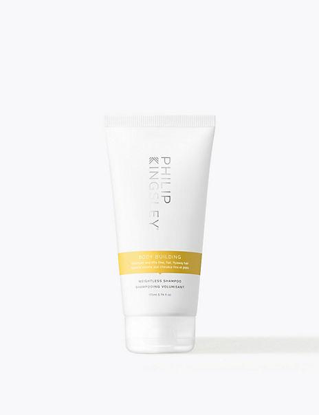 Body Building Shampoo 170ml