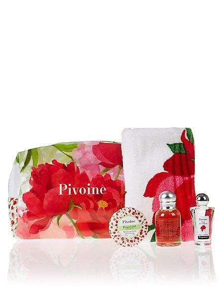 Pivoine Travel Bag