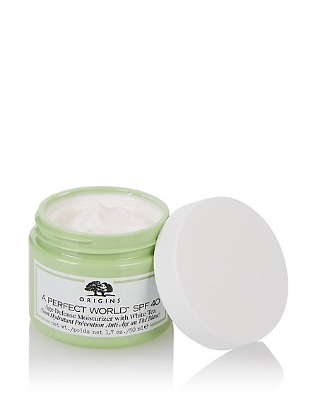 A Perfect World™ Moisturizer with White Tea SPF40 50ml