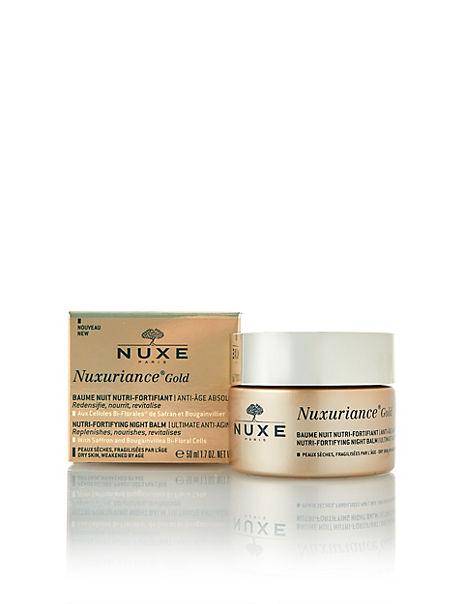 Nuxuriance® Gold-Nutri-Replenishing Night Balm 50ml