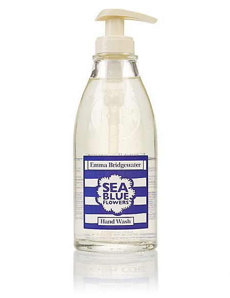 Sea Blue Flowers Hand Wash 300ml