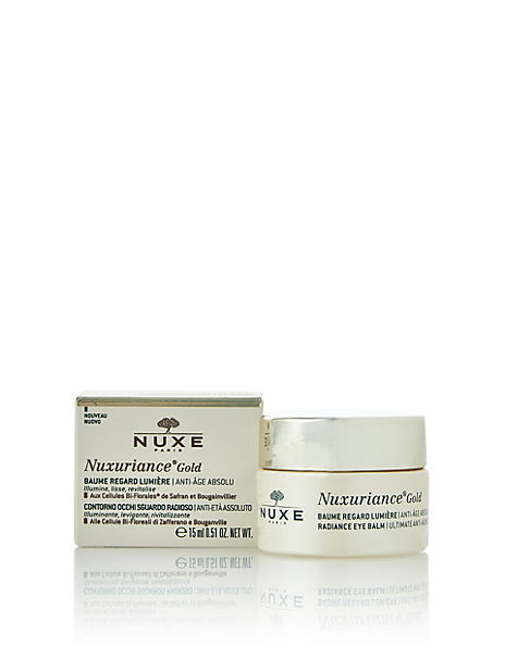 Nuxuriance® Gold-Nutri-Replenishing Eye Cream 15ml