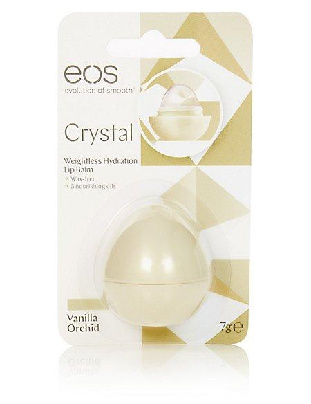 Crystal Vanilla Lip Balm