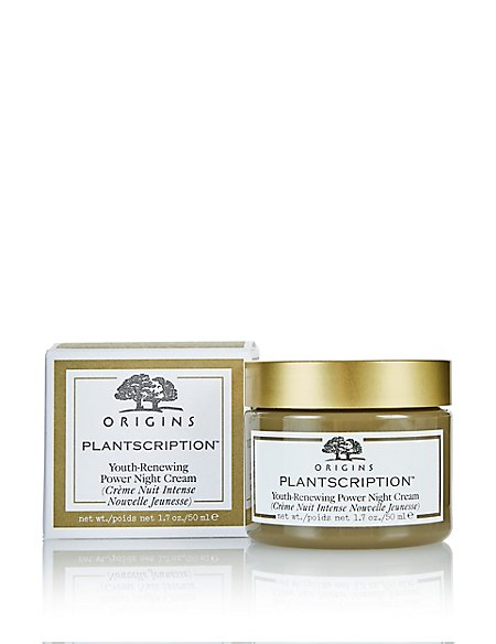 Plantscription™ Youth-Renewing Power Night Cream 50ml