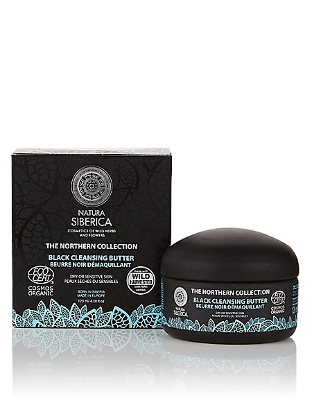Black Cleansing Butter 120ml