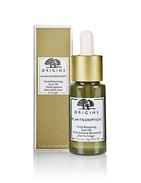 Plantscription™ Youth-Renewing Face Oil 30ml