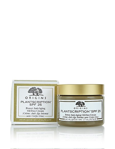 Plantscription™ SPF25 Power Anti-Aging Oil Free Cream 50ml