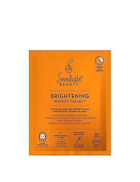 Brightening Instant Facial 48g