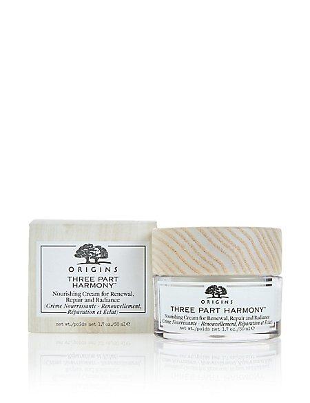 Three Part Harmony™ Nourishing Cream 50ml