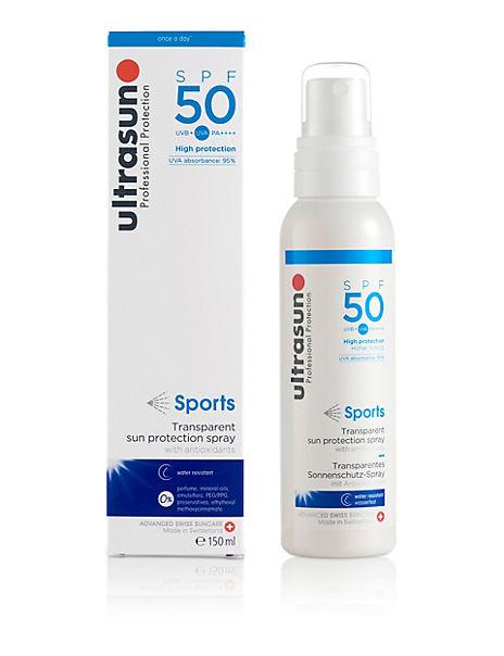 Sports Sun Protection Spray SPF 50 150ml