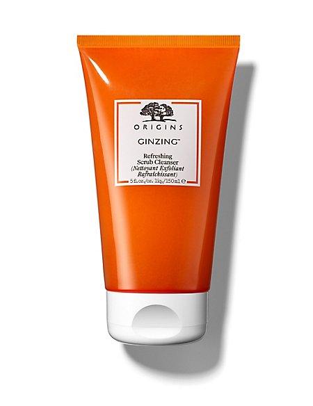 Ginzing™ Refreshing Scrub Cleanser 150ml
